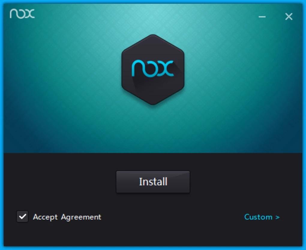 Emus4u App on PC - Nox App Player