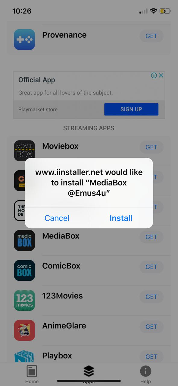 MediaBox HD App Installation - Emus4u Store